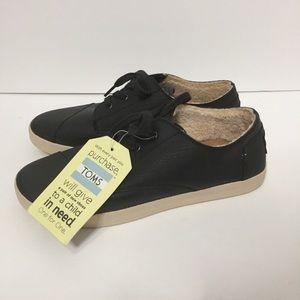 Toms Black Sneakers